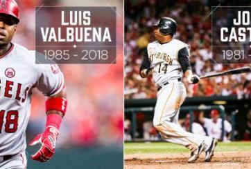 Luis Valbuena Jose Castillo