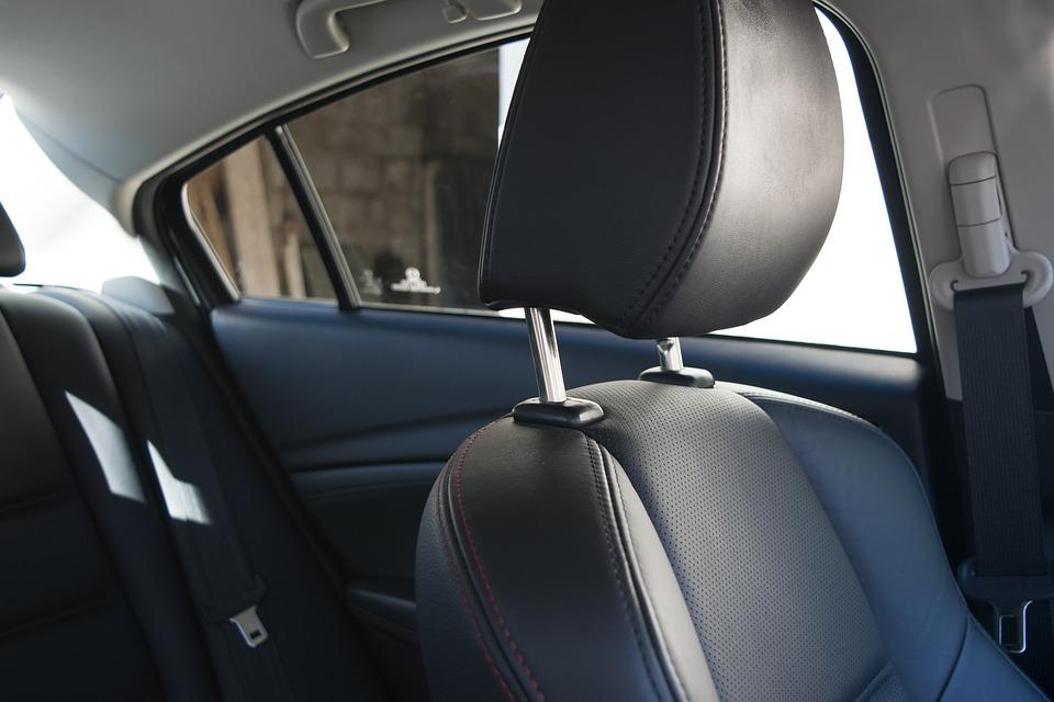 asiento auto