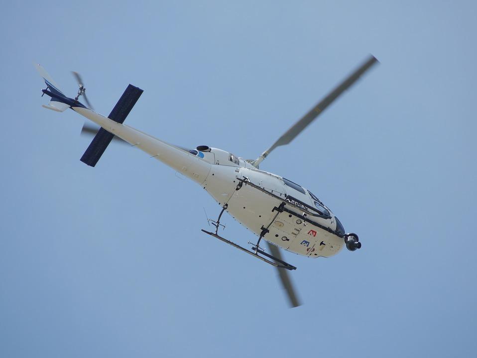 Una persona fue decapitada por un helicóptero en Florida