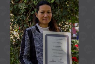Mexicana descubre cómo eliminar Virus del Papiloma Humano en 29 mujeres
