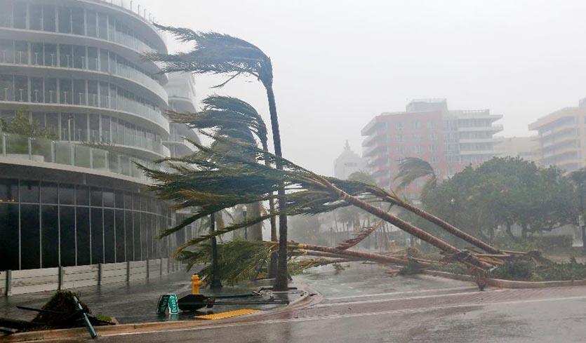 Luego de haber sufrido una de las temporadas de huracanes más fuertes en la historia