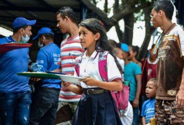 Venezuela supera a Haití en pobreza y se compara con países de África