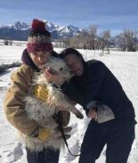 Perro sobrevive 96 días extraviado en las montañas nevadas de Colorado