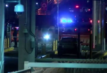 Agentes de CBP balean a conductor cuando intentaba llegar a México