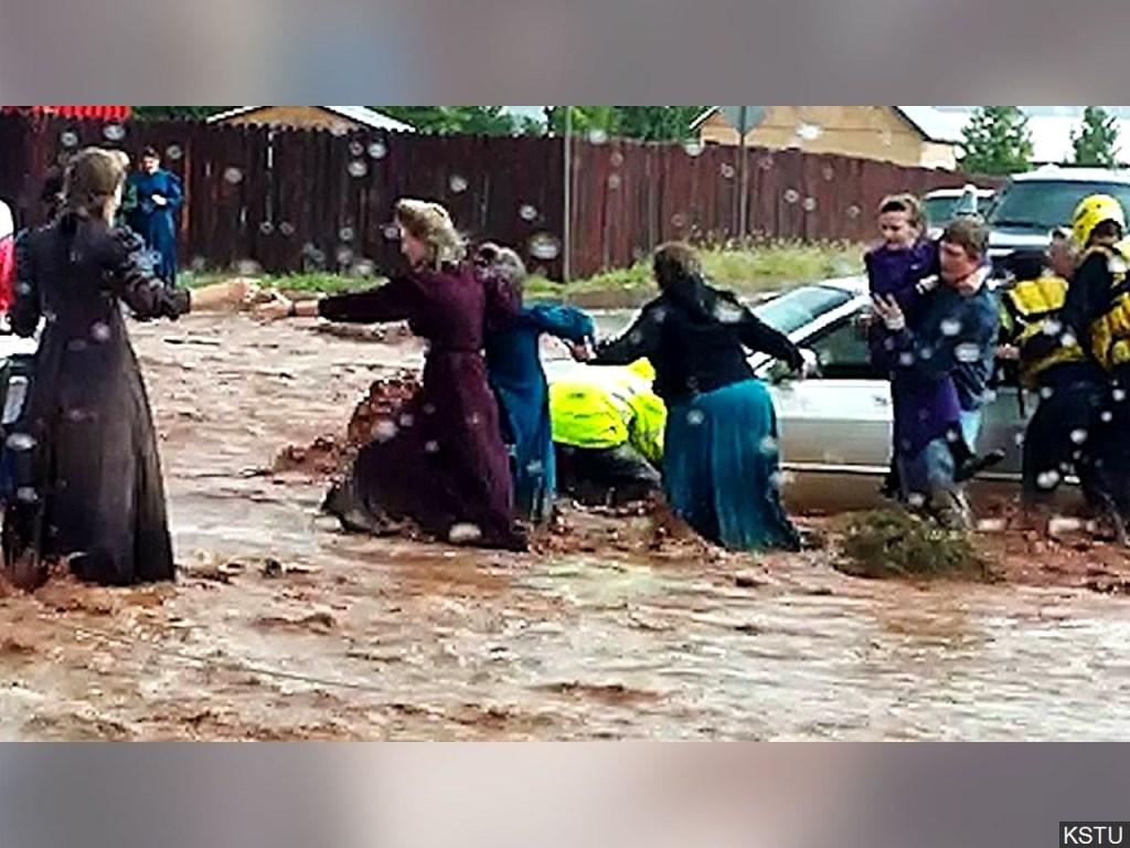 Posibles inundaciones