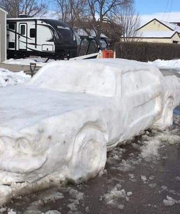 Se trataba de un Mustang