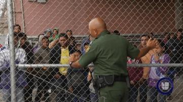 inmigracion en El Paso