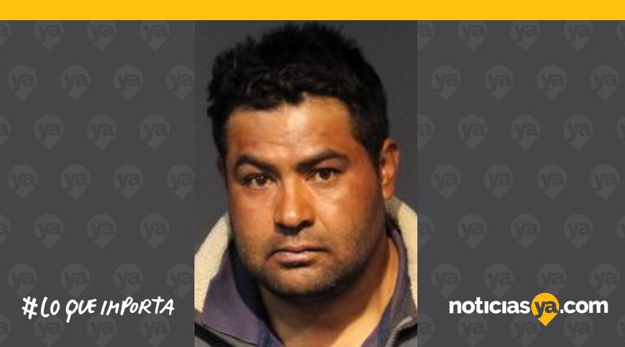 Zamora-Campos fue detenido