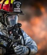 Bomberos son investigados por tomarse selfie frente a casa en llamas