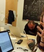 Katie Bouman: la mujer detrás de la primera imagen de un hoyo negro
