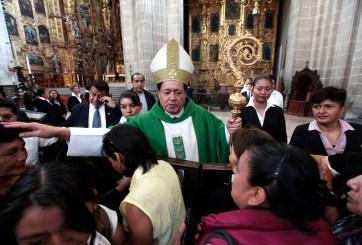 Niños son culpables de la pederastia, asegura el cardenal mexicano