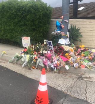 Familiares y amigos despiden a víctima de tragedia en sinagoga de Poway
