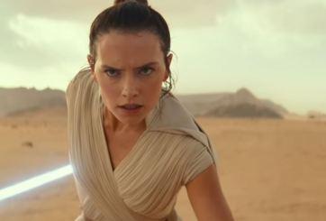 ¿Qué fue lo que vimos con el primer avance de Star Wars IX?