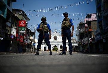 Mujer sacrifica a sus hijos, los inmoló en atentado en Sri Lanka