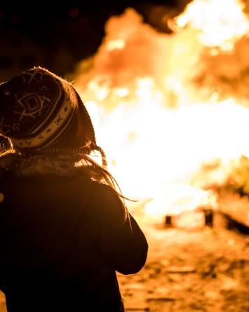 Menor provoca incendio con lupa que pidió como regalo de Navidad