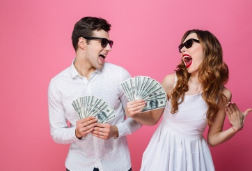 Por tercera vez pareja de Massachusetts ganó $1 millón en la lotería
