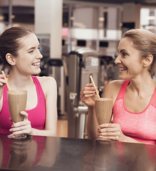 Las malteadas de proteína te hacen subir de peso y acortan tu vida