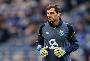 Iker Casillas comparte primera foto después de su infarto