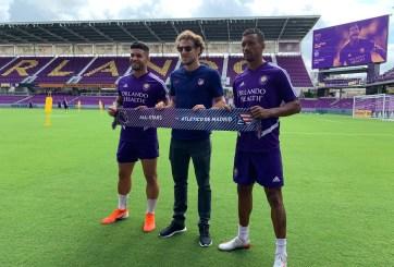 Atlético de Madrid y las estrellas de la MLS se enfrentan en Orlando