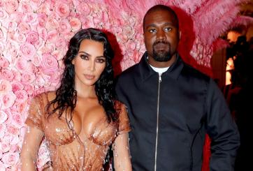 Kim Kardashian y Kanye West podrían divorciarse tras crisis mental