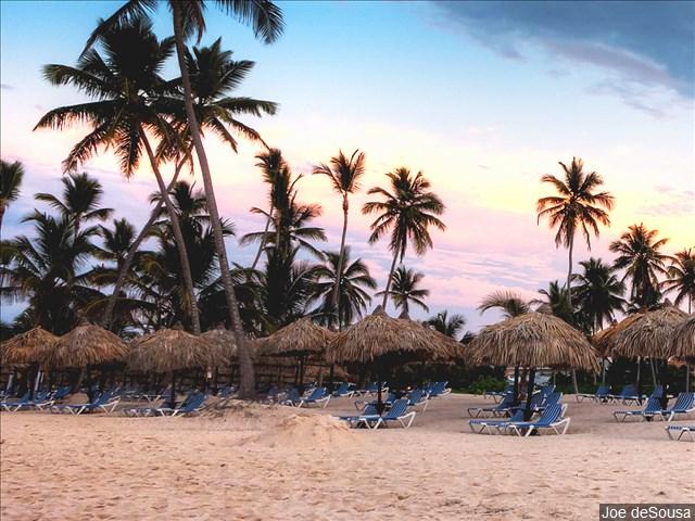 playa en RD