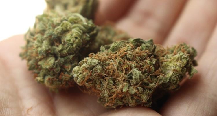 La marihuana es legal en las prisiones de CA, pero no la pueden fumar
