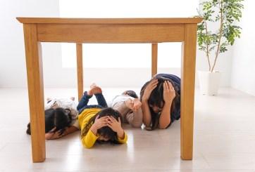 ¿Cómo preparar a los niños ante la llegada de un terremoto?