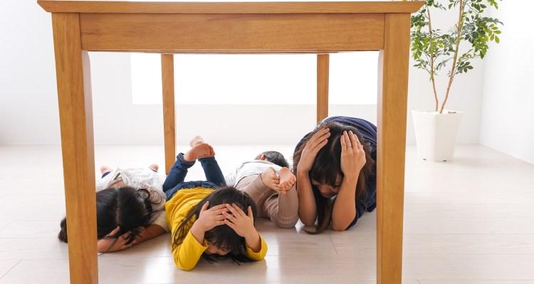 Cómo Preparar A Los Niños Ante La Llegada De Un Terremoto Noticias Ya