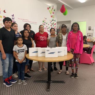#UnivisionAlRescate: Tecnología cambia la vida de niños en Wimauma