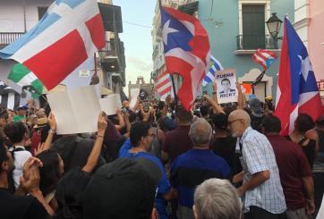 Celebridades puertorriqueñas asistirán a manifestaciones en San Juan