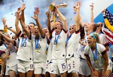 selección femenil de fútbol de USA