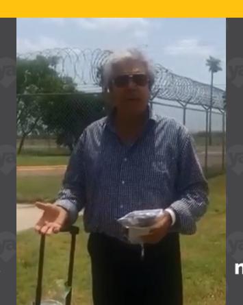 VIDEO: Hijastra de Jorge Reynoso es la víctima de abuso sexual