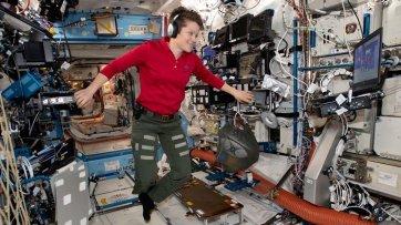 astronauta anne mcclain