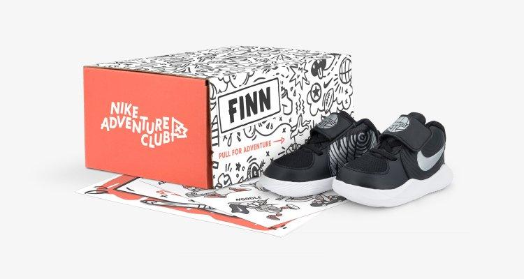 Nike lanza Nike Adventure Club: la nueva suscripción de tenis para niños