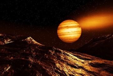Choca en Júpiter un meteorito tan grande que se vio desde la Tierra