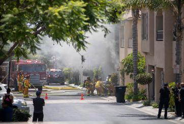 Desalojan a familia por incendio en Chula Vista