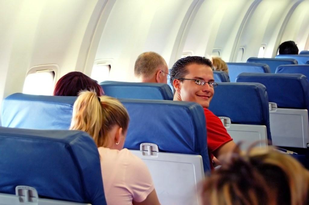 hombre avión