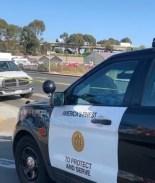 Hombre roba auto a punta de pistola cerca de Las Américas en San Ysidro