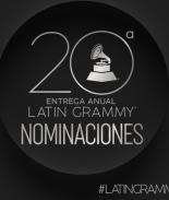 Latin Grammy: Estos son los nominados para la entrega número 20