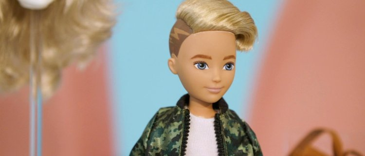 muñecos sin género Mattel