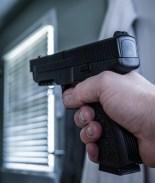 Padre disparó a matar en contra de ladrón que irrumpió en su casa