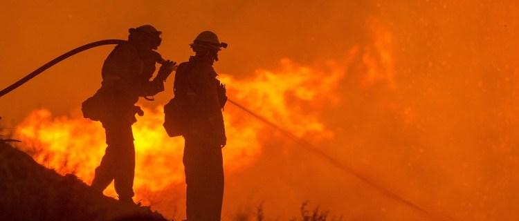 Ola de calor incrementará amenaza de incendios en el Oeste de EE.UU.