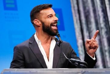 Ricky Martin anuncia nacimiento de su nuevo bebé con bella fotografía