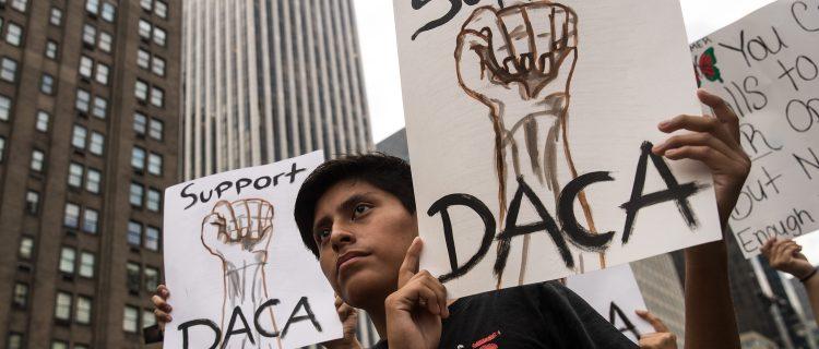 Grupo de apoyo a DACA
