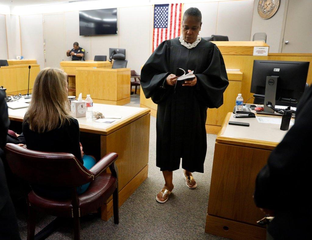 jueza tammy kemp