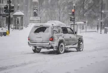 Consejos para manejar bajo condiciones invernales