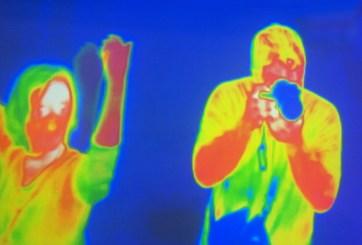 Descubre cáncer de seno gracias a cámara térmica en atracción turística