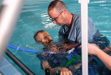Pide ser bautizado como su último deseo y muere 5 días después