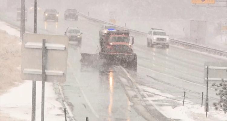 ATENCIÓN: Se ha emitido alerta por tormenta de nieve