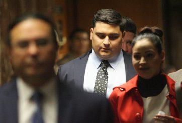 Condenan a 8 años de cárcel a José Luis García Jr.